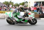 Rod Lynn at Ballaugh Bridge.