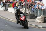 Dean Silvester at Parliament Square, Ramsey.