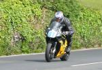 Etienne Godart leaving Tower Bends, Ramsey.