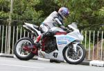 Russell Mountford at Ballaugh Bridge.