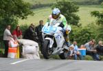 Kevin Mawdsley at Ballaugh Bridge.