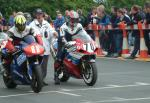 Roger Meads at the TT Grandstand.