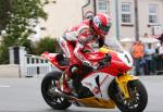 Gary Johnson at Ballaugh Bridge.