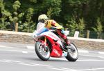 Alan Bennie at Braddan Bridge.