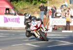 Michael Dunlop at Quarterbridge, Douglas.