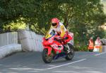 Trevor Ferguson at Ballaugh Bridge.