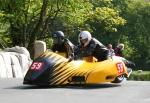 Peter Allebone/Bob Dowty at Ballaugh Bridge.