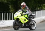 Rob Frost at Ballaugh Bridge.