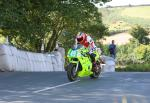 Jason Lamb at Ballaugh Bridge.