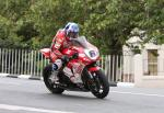 Keith Amor at Ballaugh Bridge.