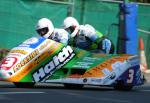 Steve Norbury/Scott Parnell at Braddan Bridge.