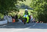 John Nisill at Ballaugh Bridge.
