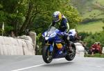 Ian Forristal at Ballaugh Bridge.