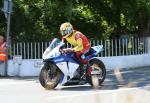 Alan Bennie at Ballaugh Bridge.