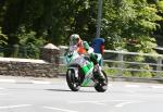 Rod Lynn at Braddan Bridge.