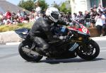 Robert Barber at Ballaugh Bridge.