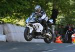 Chris Palmer at Ballaugh Bridge.