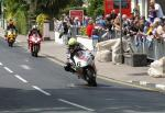 Ian Lougher at Parliament Square, Ramsey.