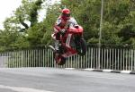 James Hillier at Ballaugh Bridge.