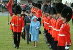 Queen Elizabeth II Inspects the Guard, Tynwald Day 2003