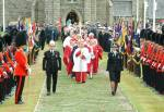 The Procession, Tynwald Day 2003