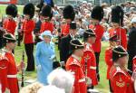 Queen Elizabeth II, Tynwald Day 2003